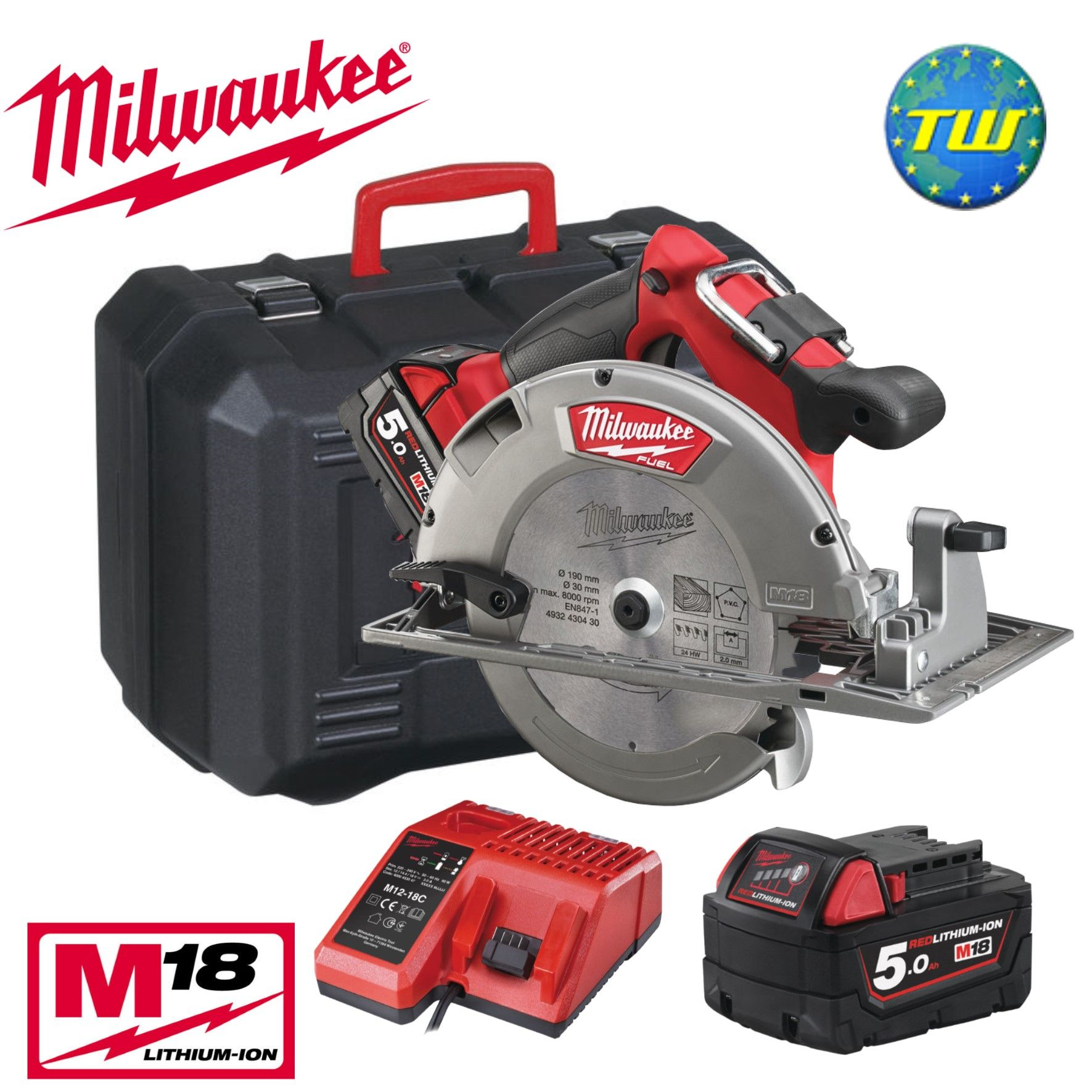 Httptwwholesaleproductpsection6128snmilwaukee httptwwholesaleproductpsection6128snmilwaukee m18 ccs66 502c milwaukee m18 ccs66 502c 18v fuel circular saw features a brushless greentooth Image collections