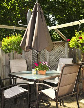 Spruce Up Your Patio For Outdoor Entertaining Or Relaxing With A Replacement  Glass Table Top From