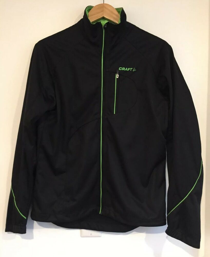 Craft Men S Cycling Jacket Light Weight L3 Protection Size M