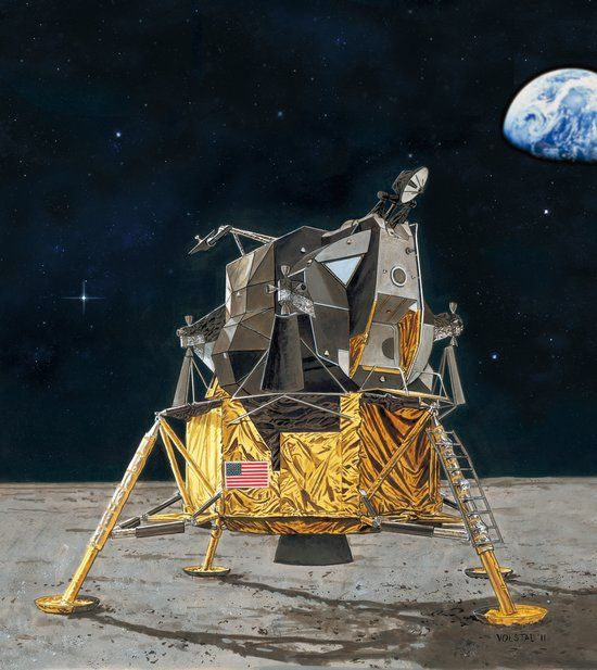 APOLLO 11 MODEL KIT | AWESOME MODEL KITS FROM OVERTIME ...