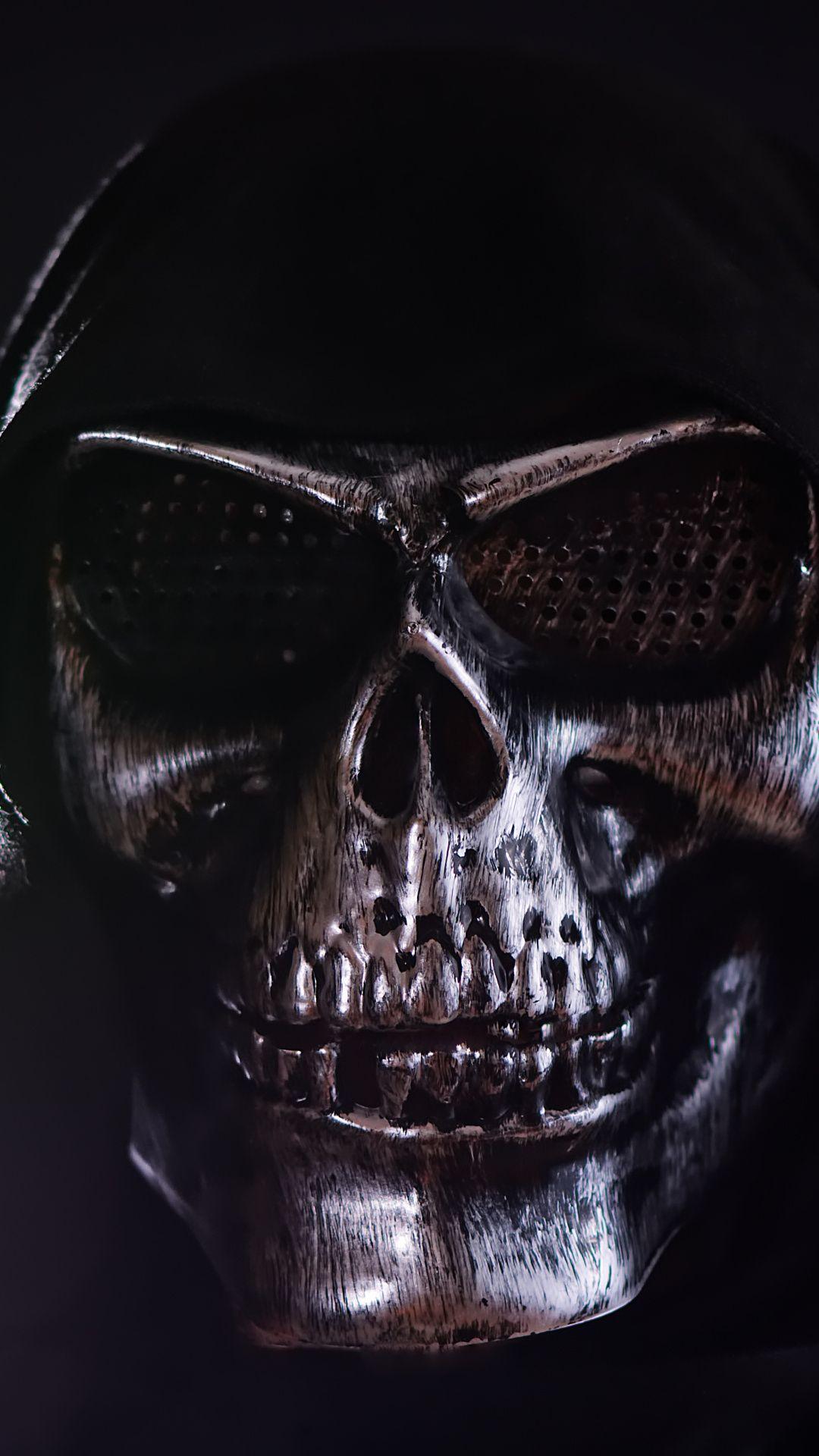 Wallpapers horror, black, evil, darkness, anime
