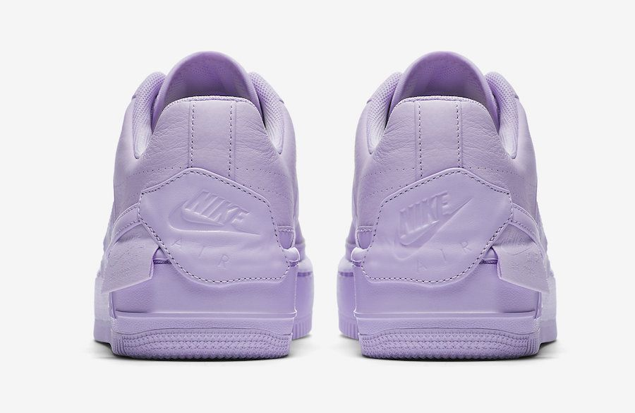 promo code 8a95e 85c13 Nike Air Force 1 Low Jester Violet Mist AO1220-500