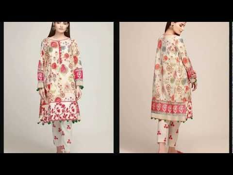 8f3e8a7934 KHAADI NEW LAWN DRESSES 2019 UNSTITCHED COLLECTION//WOMEN DESIGNER DRESSES  - YouTube