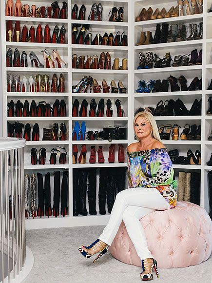 Theresa Roemer Robbed of $1 Million from Three-Story Closet