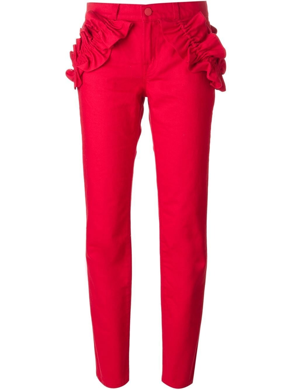 Pink dress emoji   Reasons Ruffles Are Our Favorite Fall Trend  Ruffles Pretty