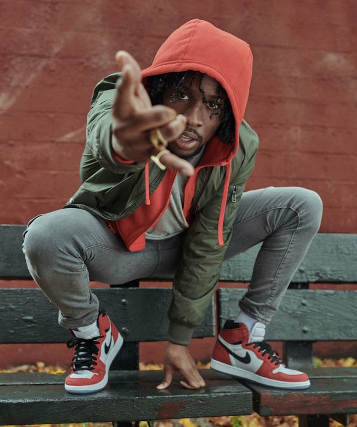 337b3017abf7ec Spider-Verse Actor Shameik Moore Talks Air Jordan 1 And More