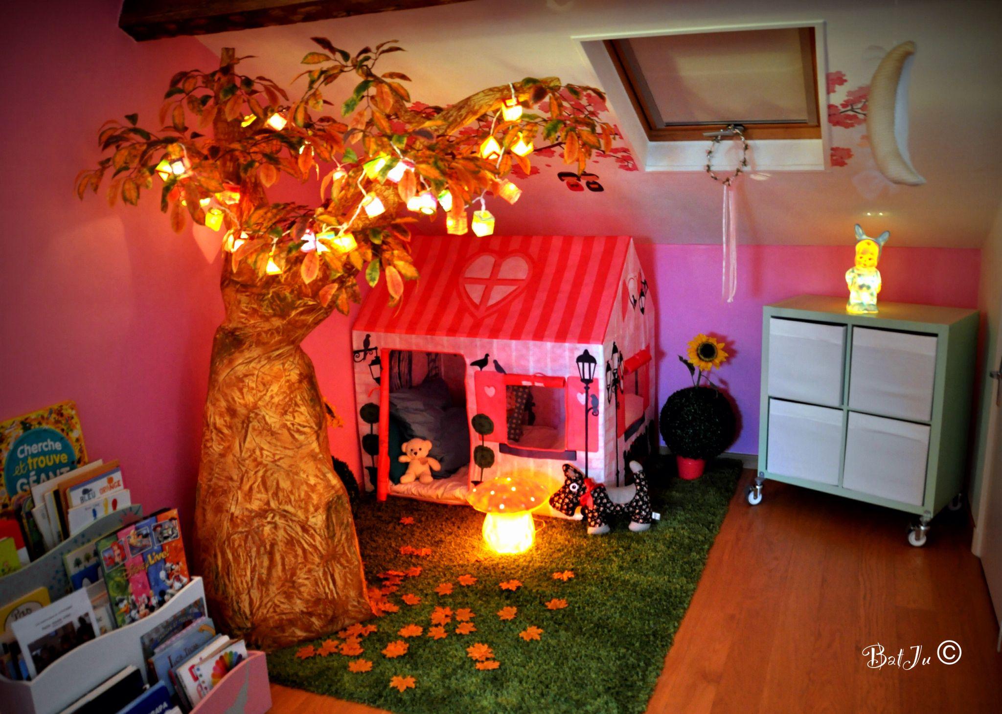 L arbre d automne Chambre d enfant