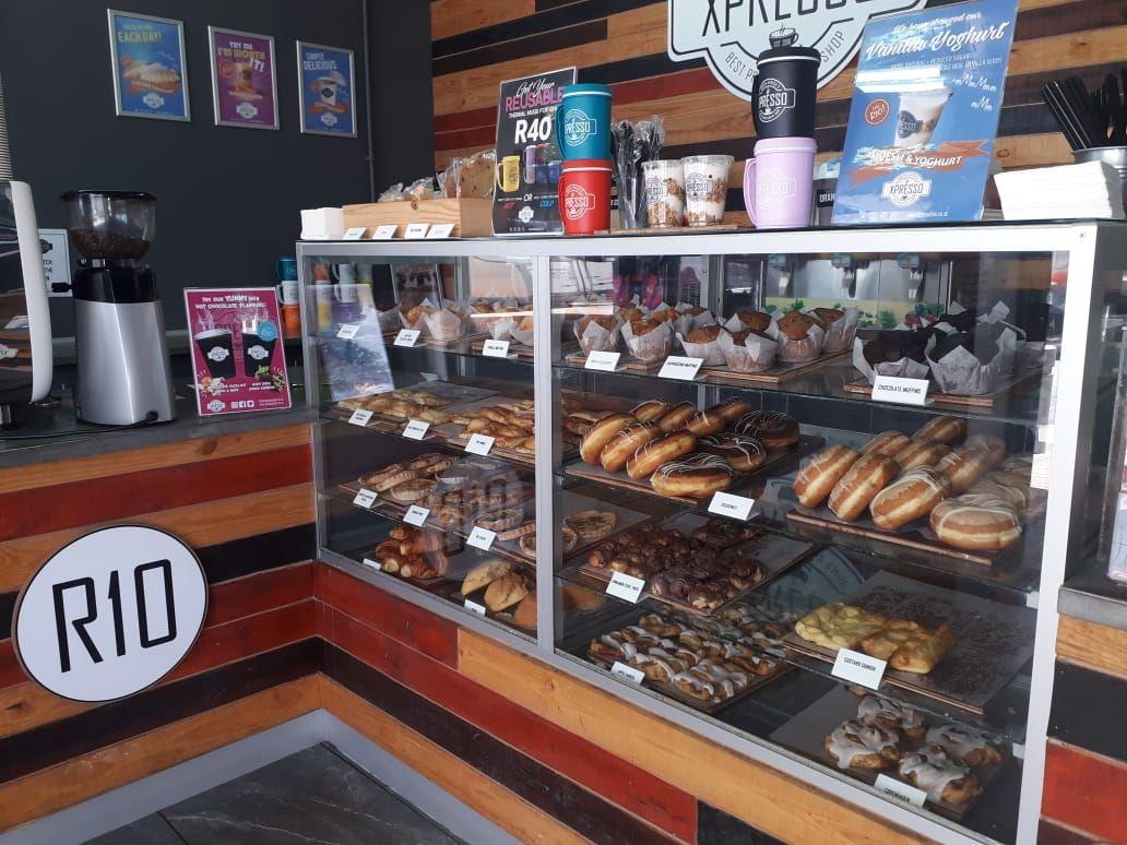 Xpresso Cafe Stellenbosch, Cape Town South Africa. R10