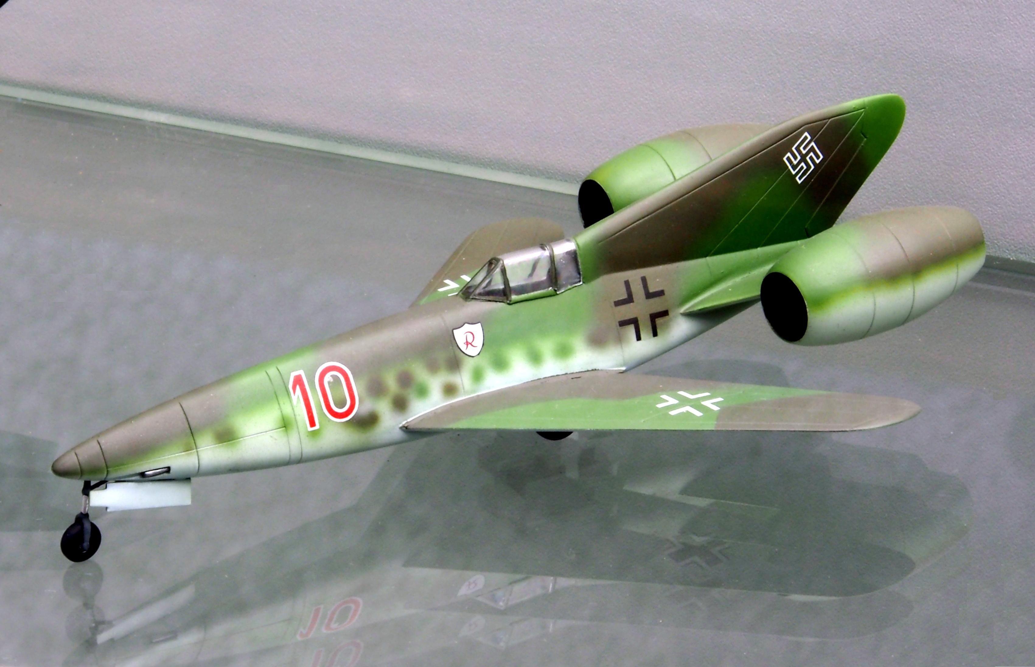 """""""The Focke-Wulf Ta 283 was a German low-wing jet interceptor designed during World War II."""""""