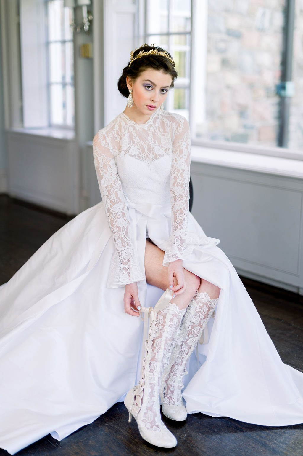 Catherine Langlois 'Love Found' Gown Collection 2019