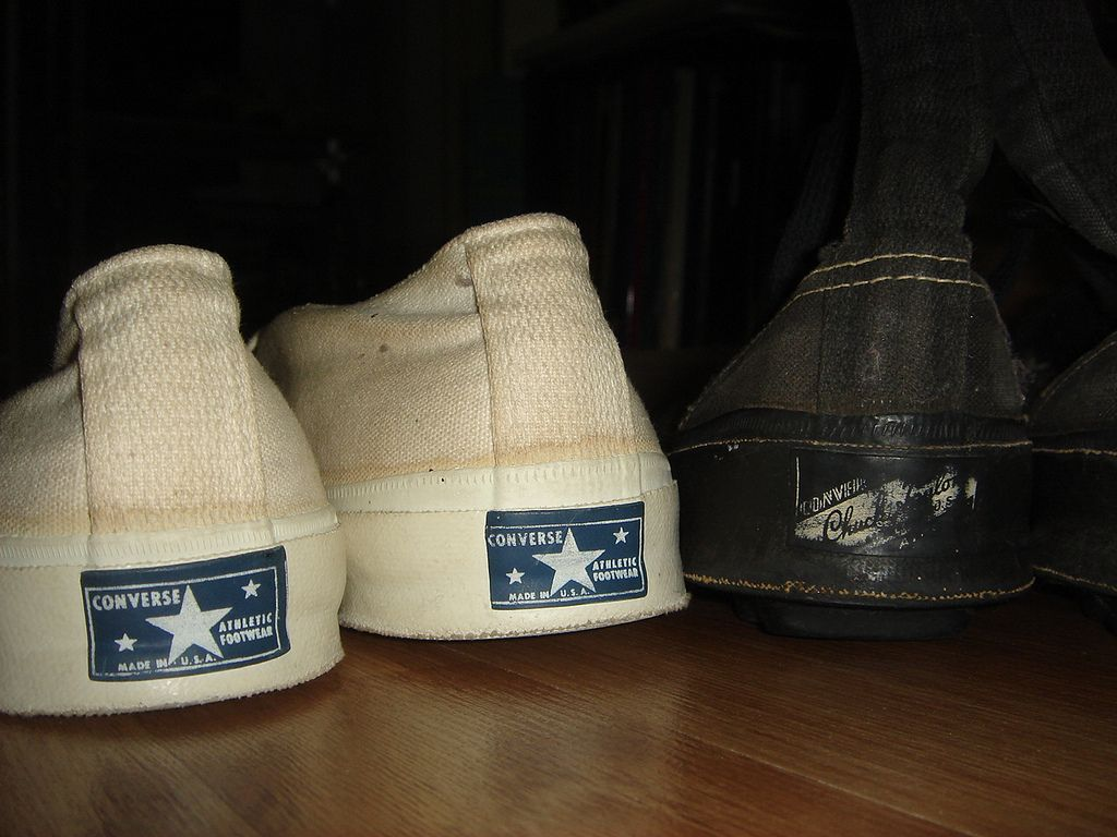 Converse Made in USA in 2020 Converse vintage, Converse  Converse vintage, Converse