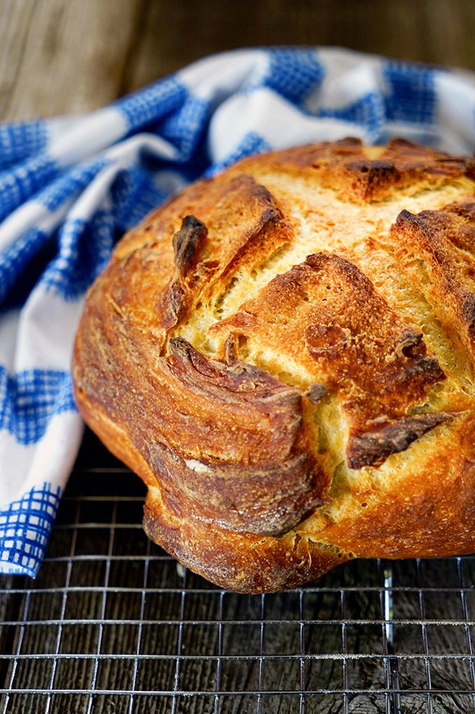 French Style Round Sourdough Bread - This fresh from the ...
