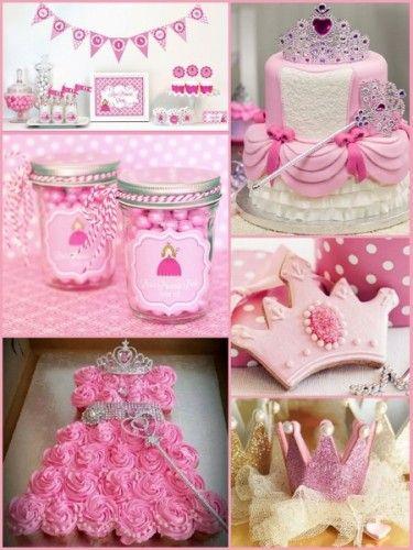 Resultado de imagen para princess decoration ideas party