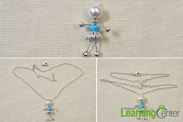Wire wrapped jewelry ideas how to make adorable wire wrapped silver wire wrapped jewelry ideas how to make adorable wire wrapped silver fairy pendant necklace 3 aloadofball Gallery