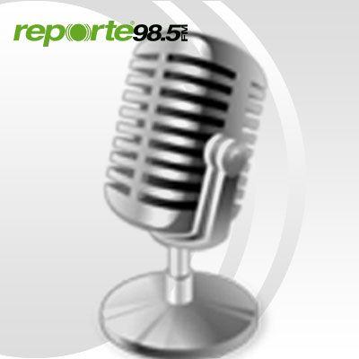 Reporte 98.5 | Tu voz es nuestra voz