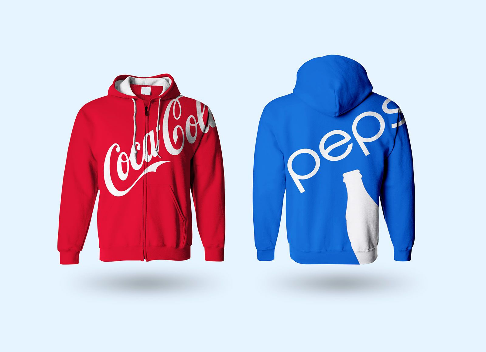 Download A High Quality Floating Front And Backside Presentation Of Men S Hoodie Sweatshirt Mockup With Several Customiz Mens Sweatshirts Hoodie Hoodies Men Sweatshirts