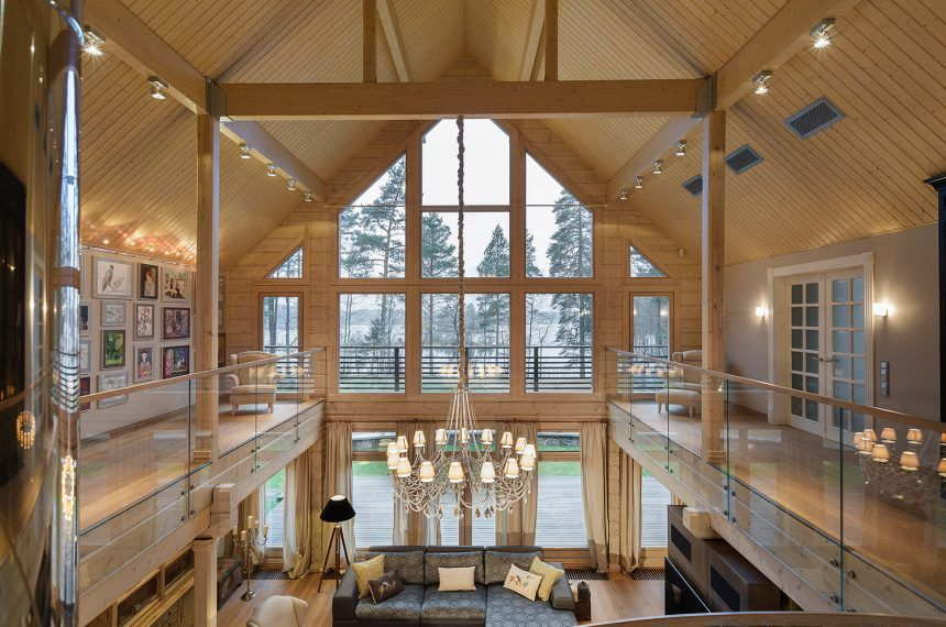 Classic Collection Traditional Scandinavian Style Log Homes For Quality Living Honka Log Homes Log Home Interiors Luxury Homes