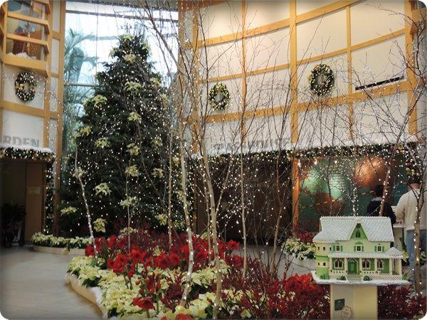cleveland botanical garden glow lobby - Botanical Garden Cleveland