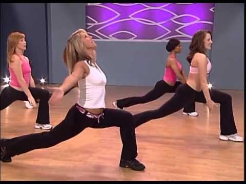 Denise Austin Body Burn With Dance & Pilates (2008) - YouTube