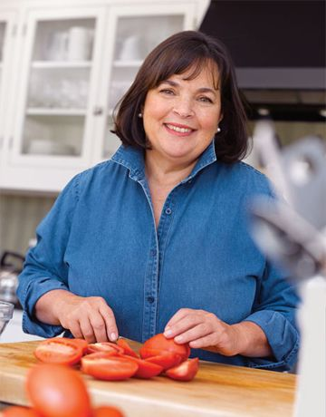 Or In My Family S Case Food Network Star Ina Garten Aka The Barefoot Contessa