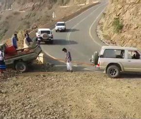 حوادث السيارات فيديو ويوتيوب Road