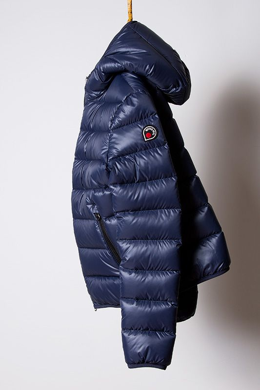 1c85771a17d piumino night blue, light down jacket Goose Feel | Oh Those ...