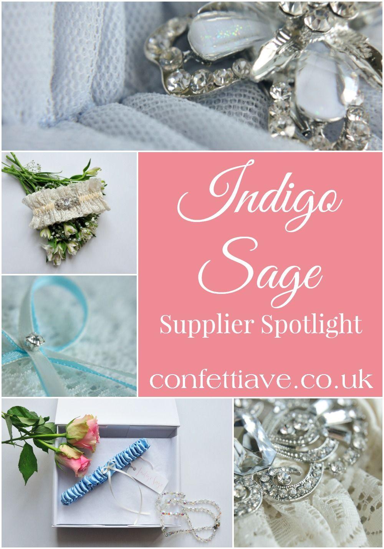 Indigo Sage | Supplier Spotlight http://confettiave.co.uk/indigo-sage