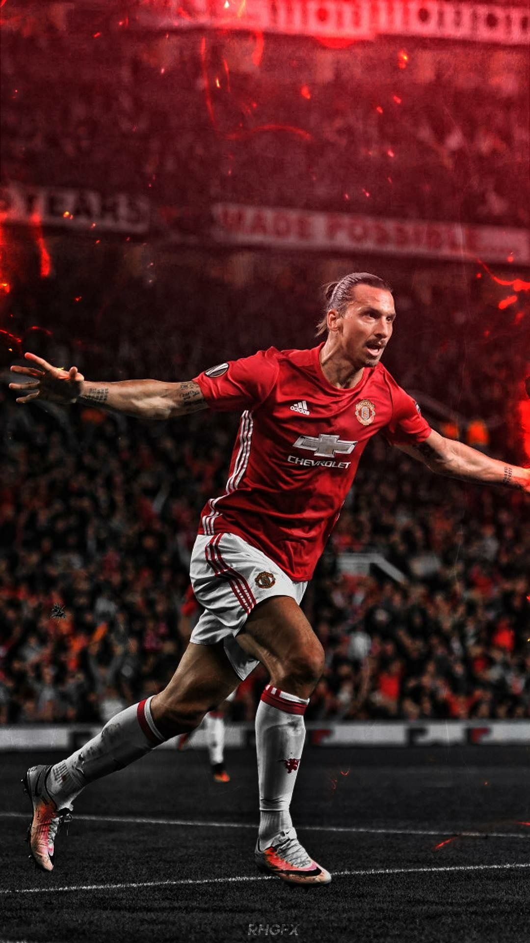 Ibrahimovic Man Utd Wallpaper