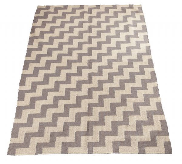 Chevron Wool Rug In Grey By General Eclectic Available At Www Letliv Co