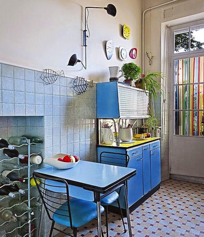 La semana decorativa: cocinas y comedores, mesas bonitas e ...