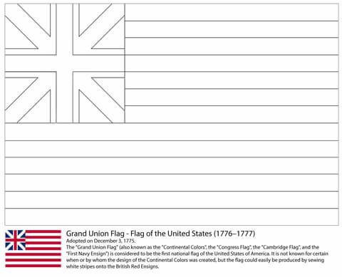 north american flags coloring pages select from 30710
