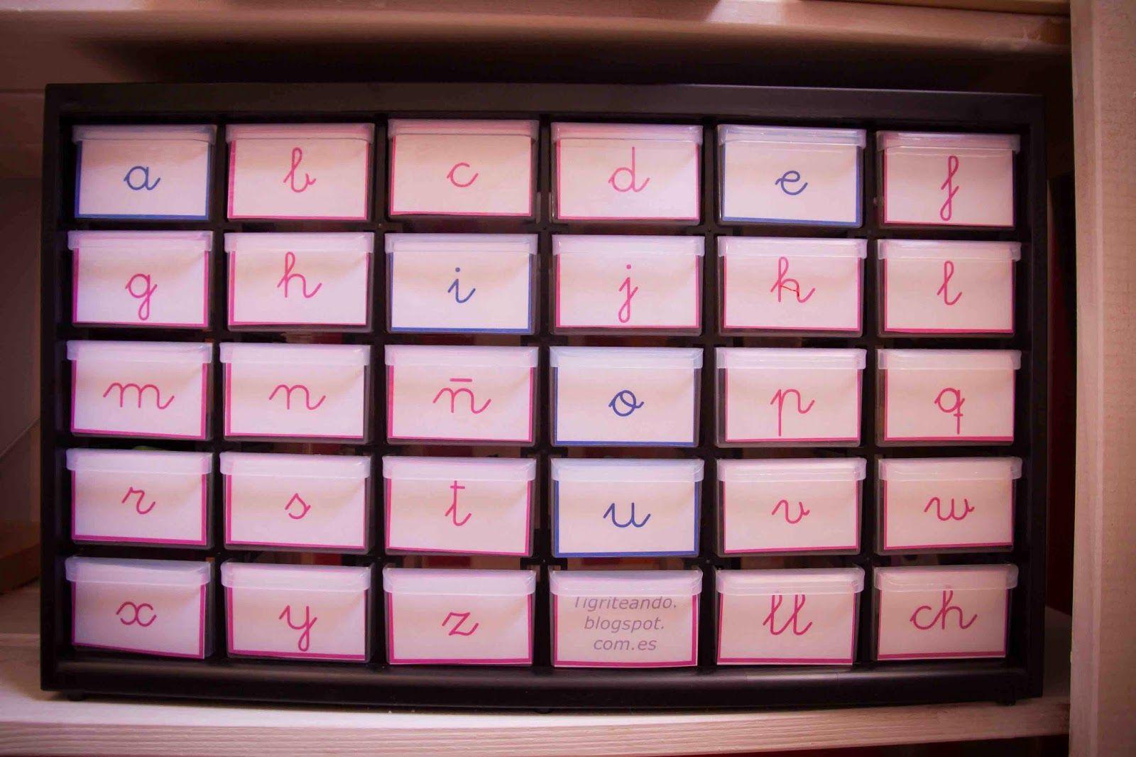 Tigriteando: Como fabricar y usar la caja de los sonidos Montessori ...