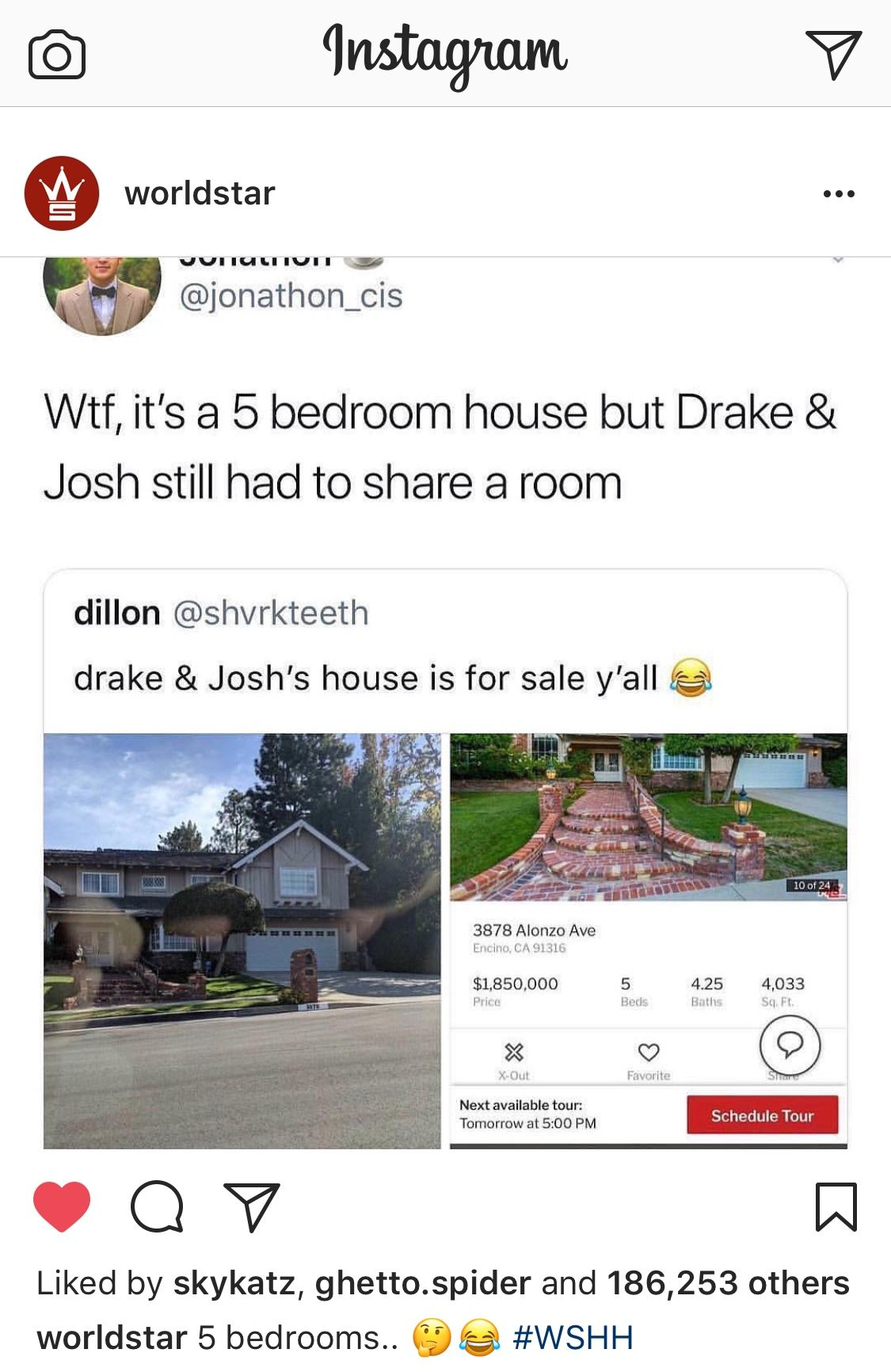 Drake And Josh House For Sale : drake, house, Pinterest:, Itskennnok❤️✨subscribe, Youtube, Queenin', Humor,, Funny, Pictures,, Posts