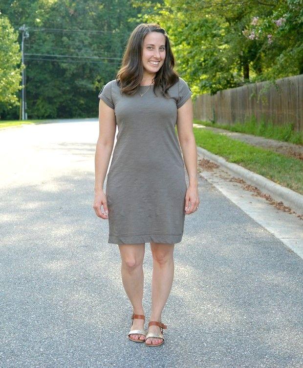 Formal T Shirt Dress