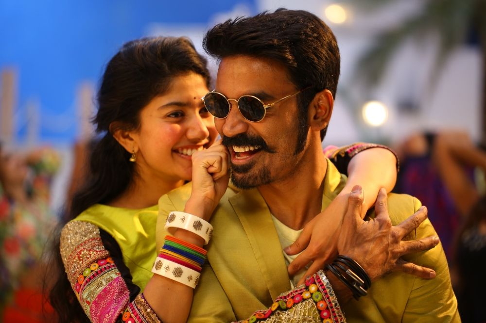 Maari 2 Movie Stills – Dhanush, Sai Pallavi