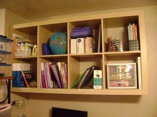 Wall Mounted Bookshelves Ikea