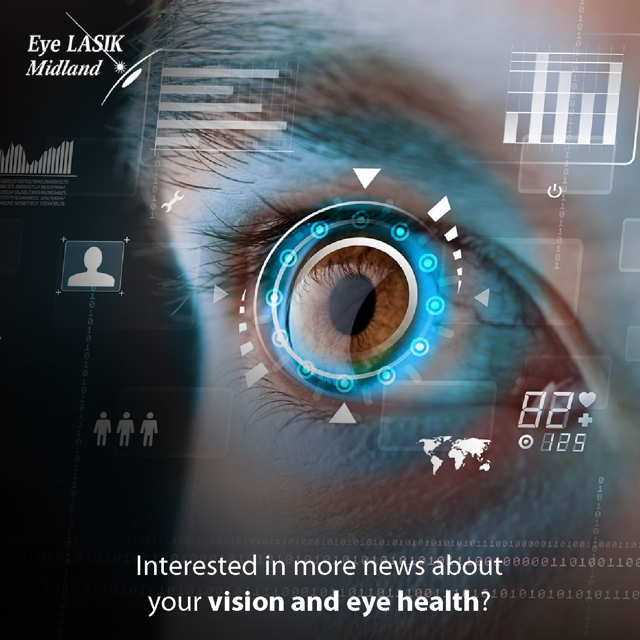 Interested in more news about your vision and eye health