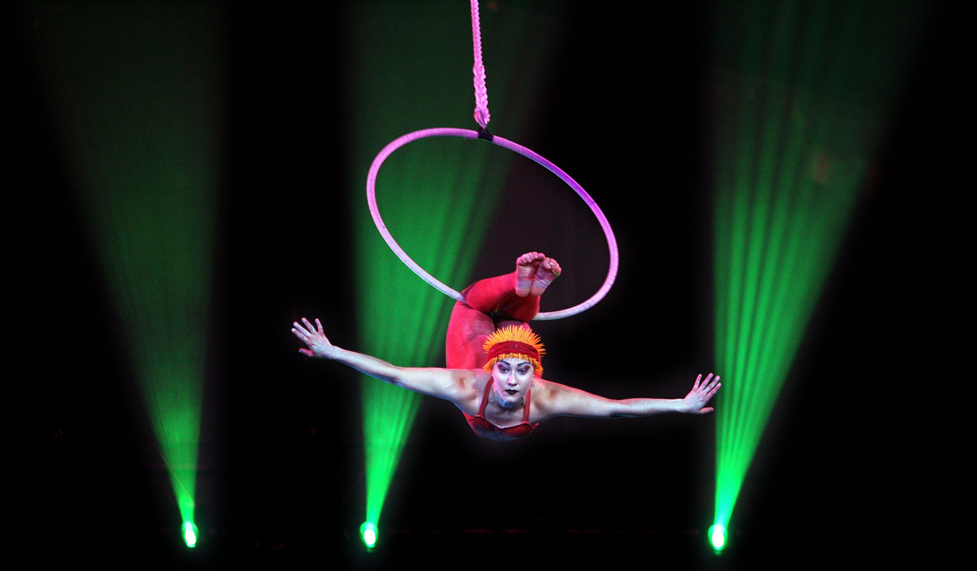 The great mystical circus review