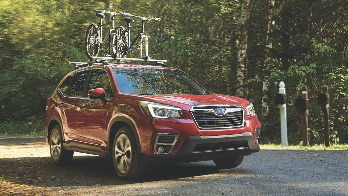 Why The New Subaru Forester Is Now The Hottest Model In The Stable Torque News In 2020 Subaru Forester Best Small Suv Subaru