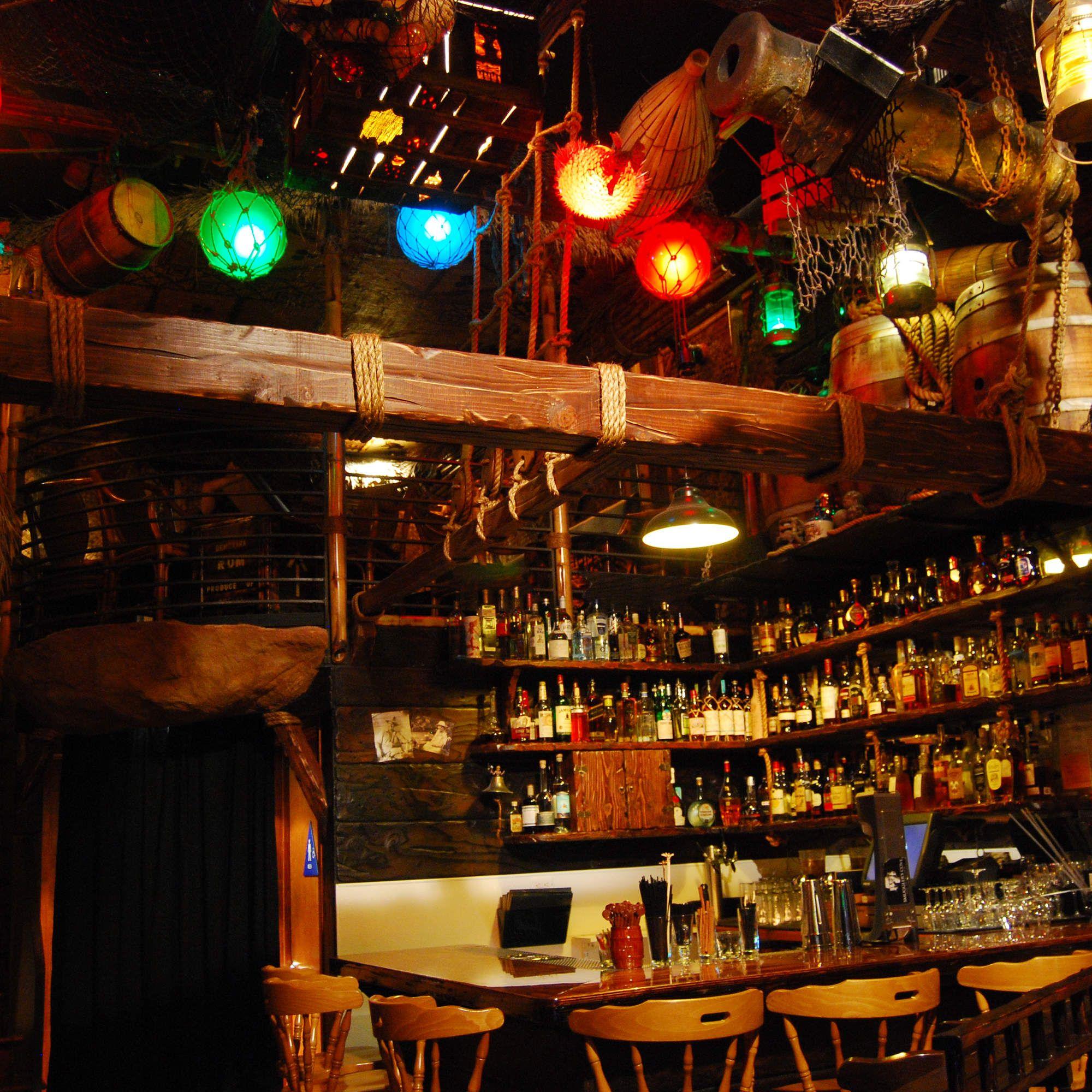 Every Single Tiki Bar in the Bay Area | San francisco bars ...