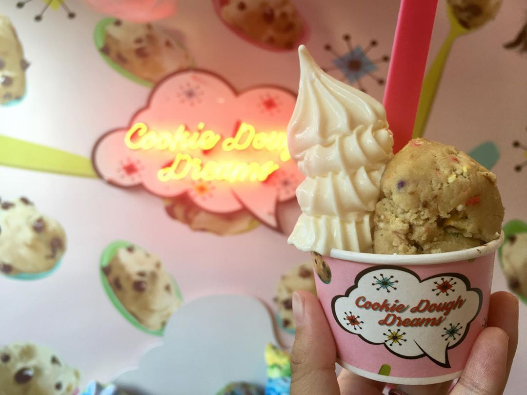 cookie dough dreaming @cookiedoughdreamsla 🍦 🍦 🍦