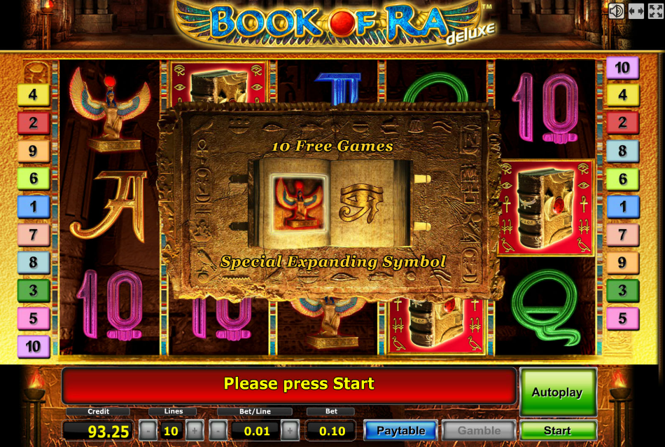 игровые автоматы книга играть бесплатно без регистрации
