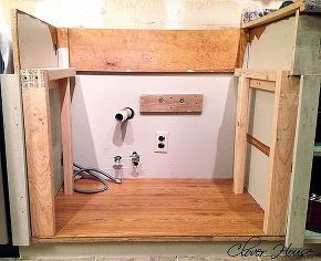 installing a farmhouse sink farmhouse