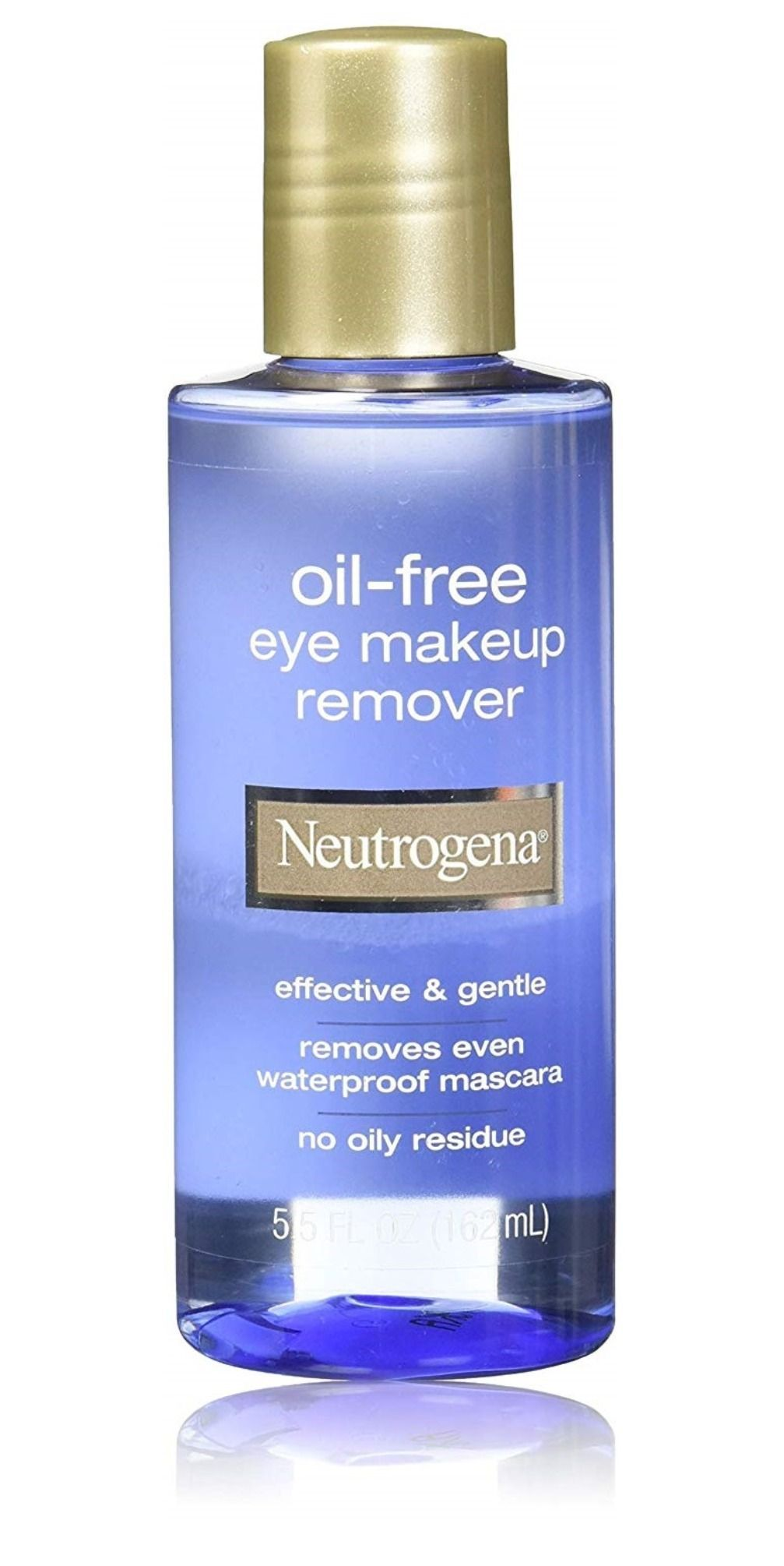 Neutrogena OilFree Eye Makeup Remover, 5.5 Fl. Oz
