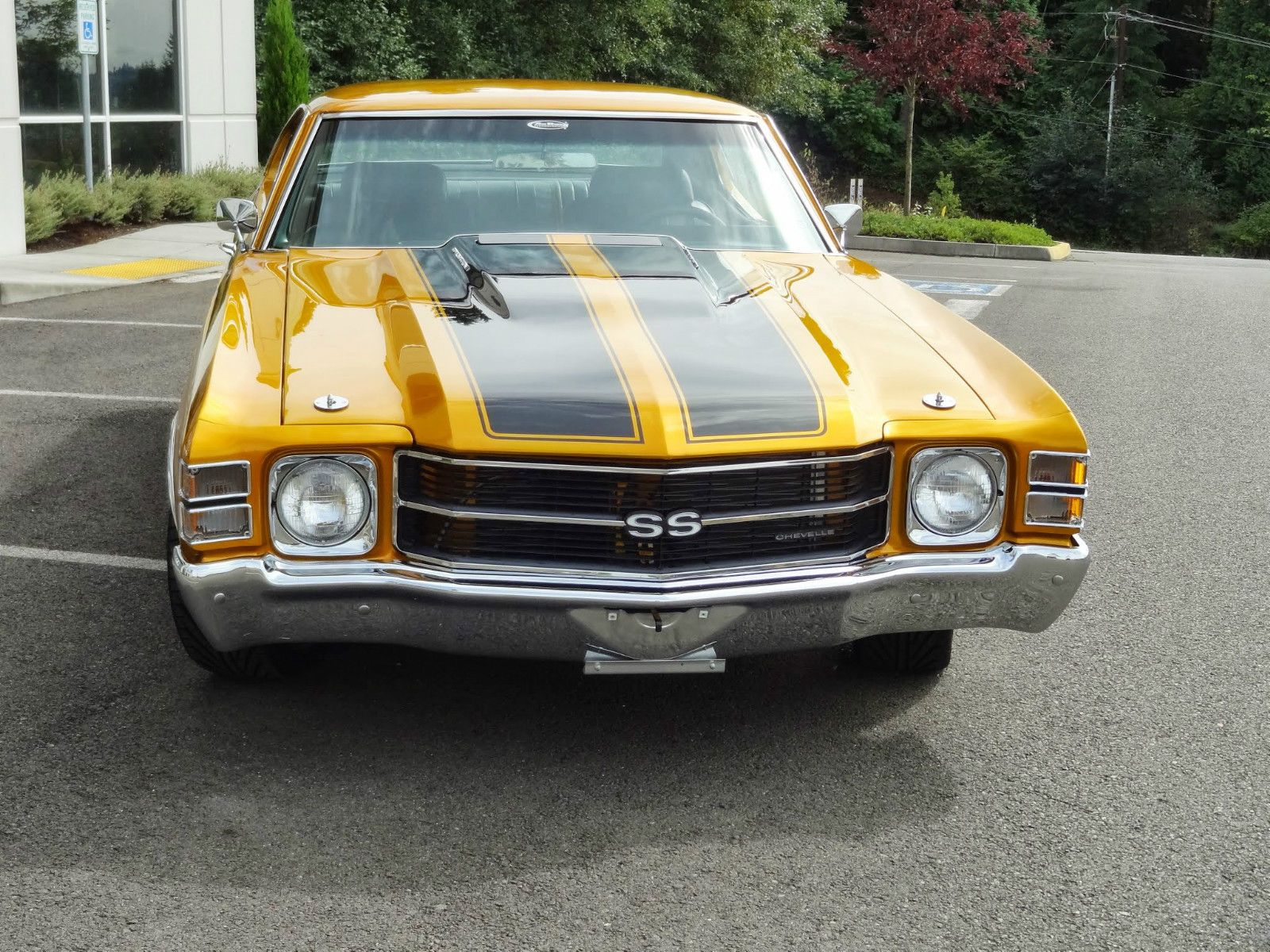 1971 Chevelle SS 502 EFI PRO TOURING   Muscle Car