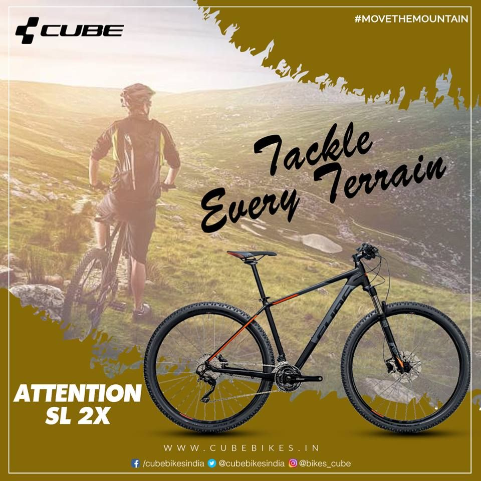 Cube Is Well Known Bike Brand Specialized In Mountain Bikes Of All