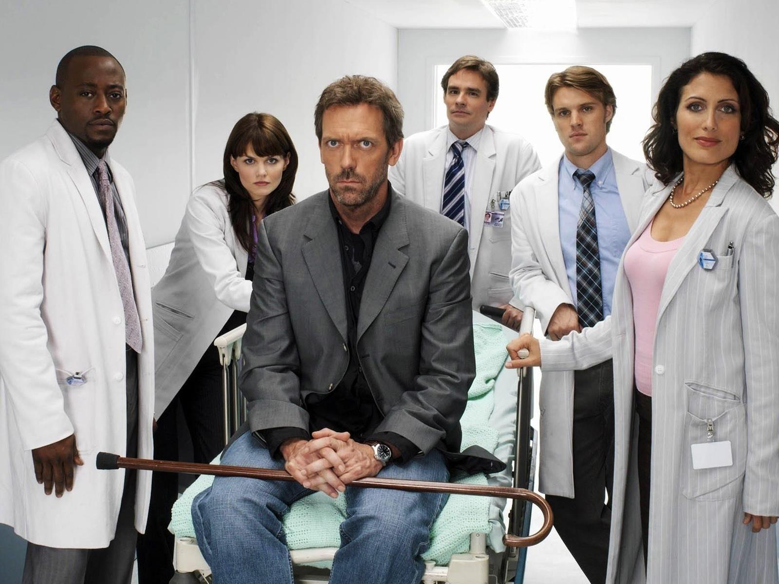 """House"" TV show Gregory house, House cast, Dr house"