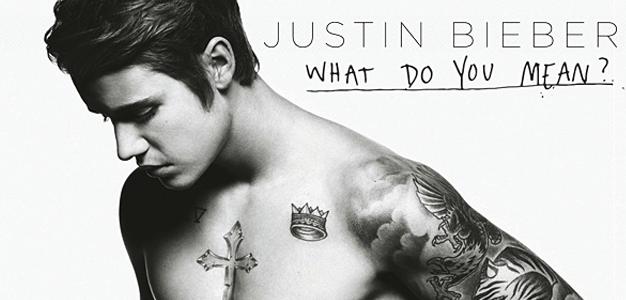 #PCAWarner Justin Bieber