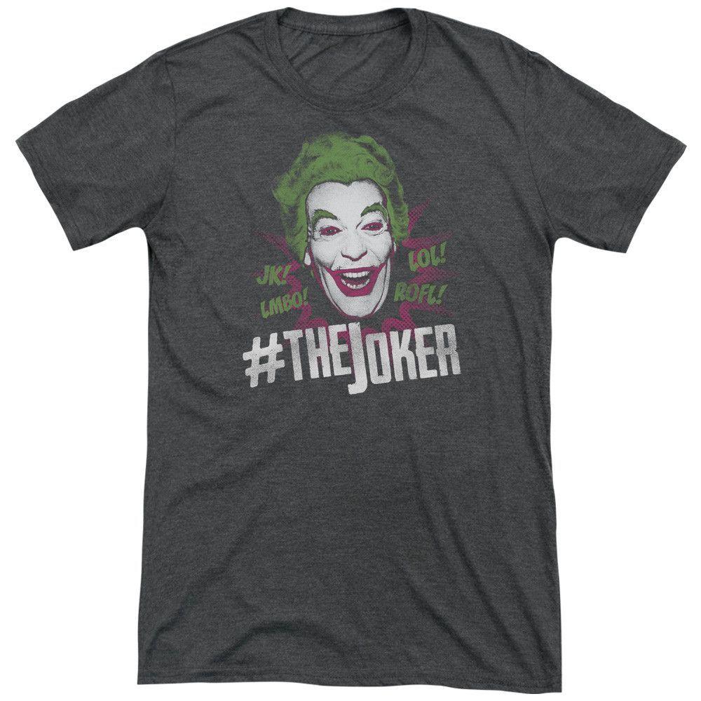 #Joker Adult Tri-Blend T-Shirt