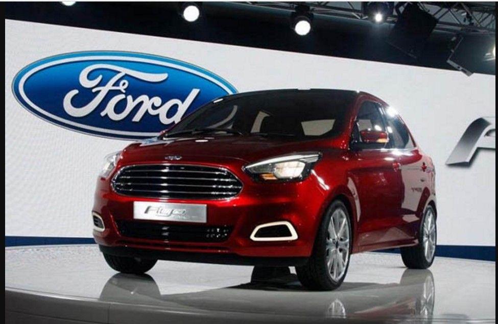 2018 Ford Figo Concept And Release Date